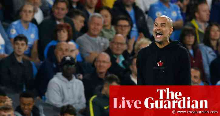 Guardiola 'will not apologise' for fans comments: weekend countdown – live!