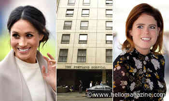 Inside Meghan Markle and Princess Eugenie's epic £3.3k a night maternity ward