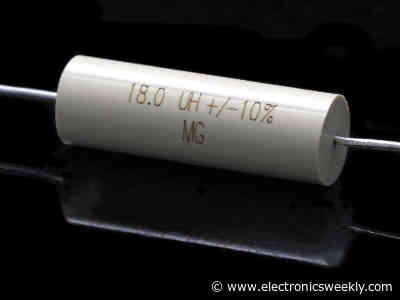 Non-magnetic RF inductors for medical imaging, and other tricky magnetic environments