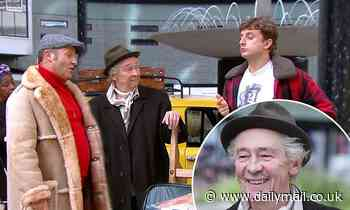 'My ears!': Viewers are horrified by Paul Whitehouse's performance in Only Fools and Horses Musical