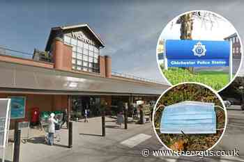 Woman 'strip searched' after refusing to wear mask in Chichester Waitrose sues police