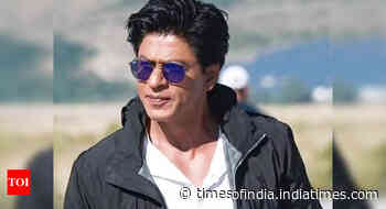 SRK-Atlee's film is based on a bank robbery?