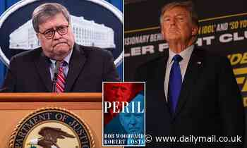 Barr told Trump suburban voters think he's an 'a**hole' and don't care about his 'grievances': Book