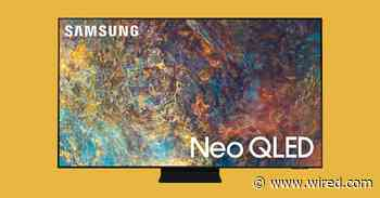 Samsung's Flagship 4K TV Dazzles in Bright Rooms