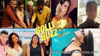 Bolly Buzz: Aamir Khan's 'Laal Singh Chaddha' wraps production; Neha Dhupia shows off her baby bump
