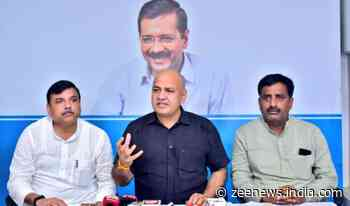 People of Uttar Pradesh will get 24 hours electricity without power cut, promises Manish Sisodia if AAP govt formed