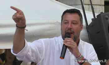 Elezioni amministrative, Matteo Salvini a Sesto Fiorentino e Reggello - gonews