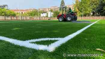Un nuovo campo da calcio a sette al centro Falck - MilanoToday.it