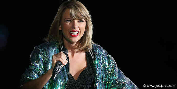 Taylor Swift Releases Re-Recorded Version of 'Wildest Dreams'!