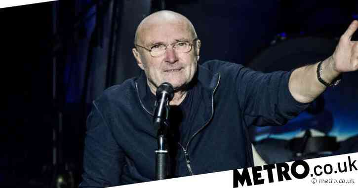 Phil Collins says his health 'changes things' for Genesis tour as bandmates 'have a go' at him for not preparing his voice
