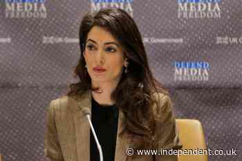 Amal Clooney appointed special adviser to ICC prosecutor