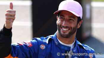 'Go f*** yourselves': Ricciardo unleashes  in brilliant rant