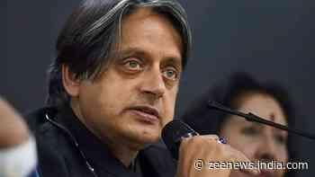 Telangana Congress chief apologises to Shashi Tharoor for calling him 'donkey', here`s what happened