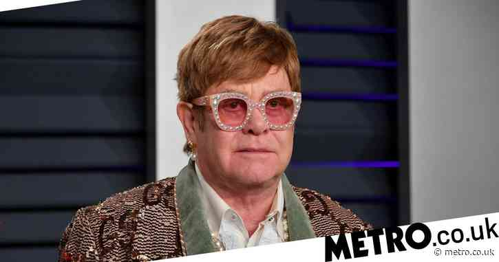 Sir Elton John still waiting to hear back from Boris Johnson about meeting over post-Brexit touring rules