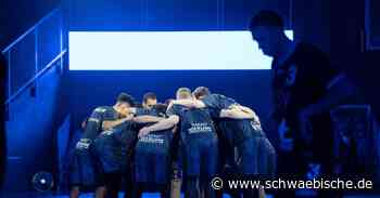 Endlich wieder Bundesliga-Basketball mit Fans in Crailsheim - Schwäbische