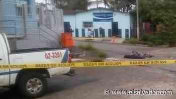 Joven empleado de llantería muere acribillado a balazos en Chalchuapa - elsalvador.com