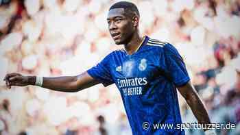 Ex-Bayern-Star David Alaba: So kam es zum Kuss des Real-Madrid-Wappens - Sportbuzzer