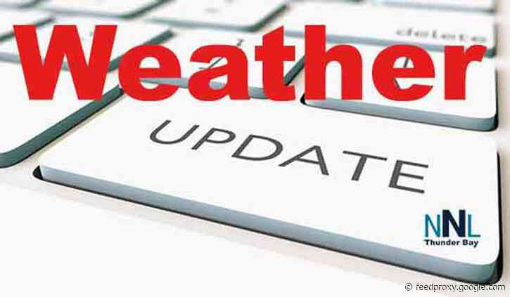 September 17, 2021 – Western and Northern Ontario Weather Outlook