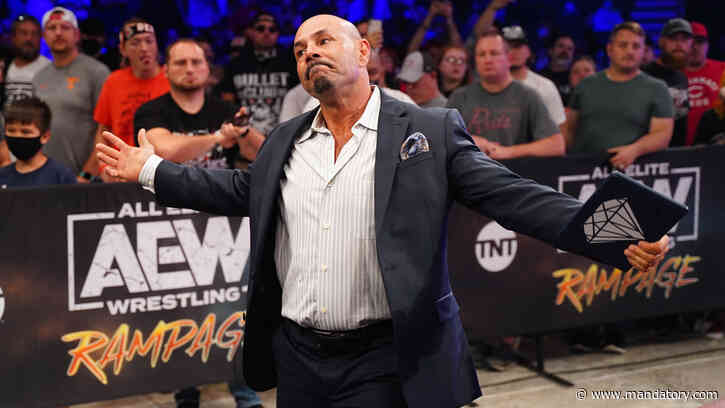 Reported Reason Chavo Guerrero Was Written Off Of AEW TV, His Future With The Promotion