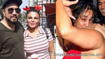 Years after the 'kiss controversy', Mika Singh calls Rakhi Sawant his 'best friend'