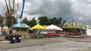 Volksfestplatz in Crailsheim: Junge Menschen sorgen für Angst und Schrecken - SWP
