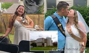 Vax hesitant bride-to-be on ventilator with COVID, will have funeral in church she was to marry in