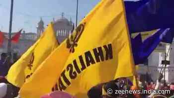 Pro-Khalistan groups get funding, support, and military training from Pakistan: India