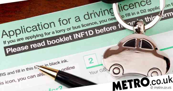 Plastic driving licences may be ditched as new mobile app trialled