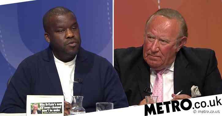 Question Time's Nels Abbey condemns Andrew Neil's claim he 'abused' former GB News chair on show