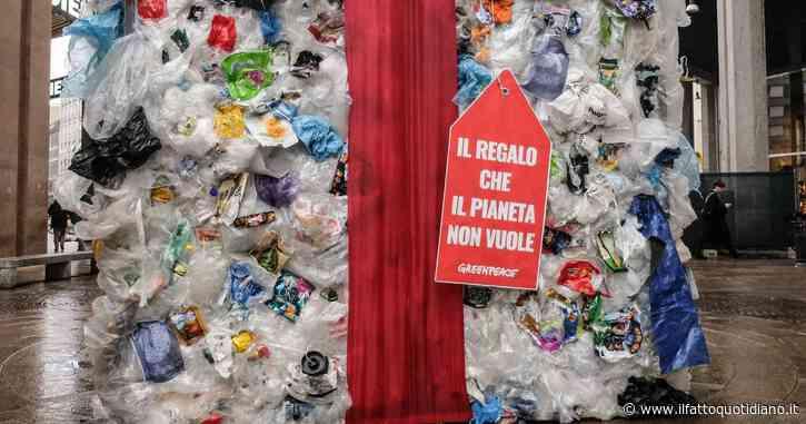 """""""Il vero nemico dell'ambiente non è la plastica, ma la mancanza di impianti"""". La sottosegretaria leghista alla Transizione strizza l'occhio ai colossi del monouso"""