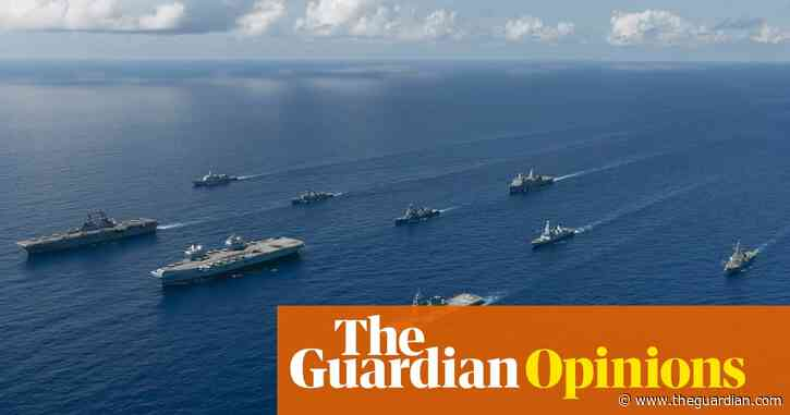 The Aukus pact is a sign of a new world order | Rana Mitter