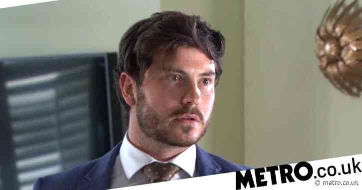 EastEnders spoilers: Toby Alexander Smith teases Gray Atkins will be 'punished in true soap fashion'