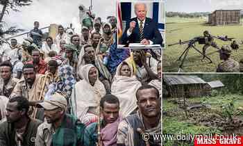 Biden threatens new sanctions against Ethiopian and Eritrean officials in Tigray conflict