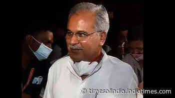 Chhattisgarh CM Bhupesh Baghel calls BJP-RSS 'Godse bhakt'