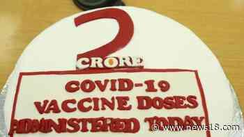 Coronavirus LIVE Updates: India Administers Over 2 Cr Vaccine Doses on PM's Birthday; Maha Logs 3,586 New C - News18