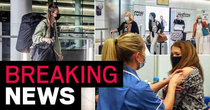 Travel system overhauled as eight countries come off red list