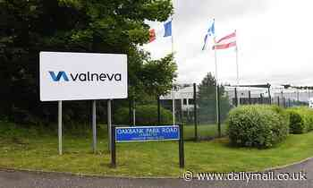Valneva Covid vaccine trial volunteers say they are 'left in the lurch'