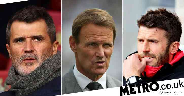 Teddy Sheringham compares Manchester United and Chelsea transfer target Declan Rice to Roy Keane and Michael Carrick