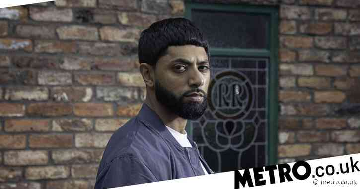 Who is Zeedan Nazir in Coronation Street and what's his story so far?
