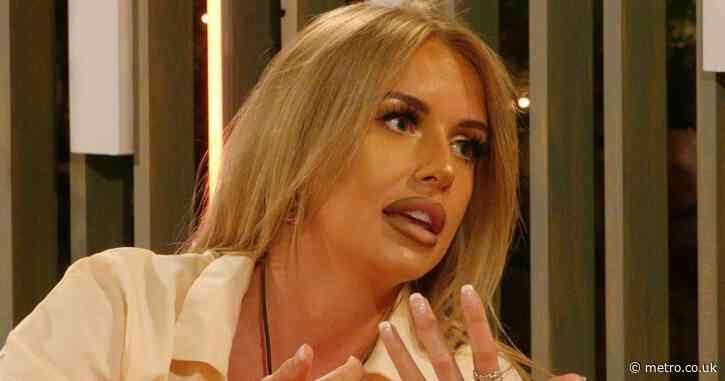 Love Island's Faye Winter reveals major rule she broke in villa as she talks wedding plans with Teddy Soares