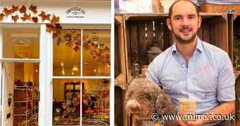 ADVERTORIAL: Dog almost dies from sniffing fragrance - so owner opens natural scents shop