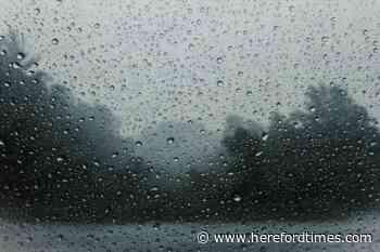 Heavy rain Met Office weather warning for England on Sunday