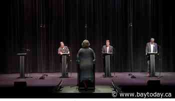 Trahan a no-show at Pride North Bay debate. Variety of issues discussed