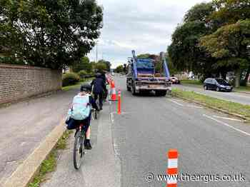 West Sussex Council to go to court over cycle lane removal