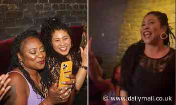 Outrage as maskless 'hypocritical' San Francisco Mayor and BLM co-founder party at nightclub