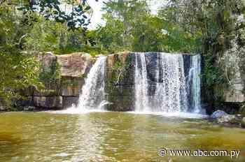 Los cincos saltos naturales que invitan a visitar Ybycuí - ABC Color