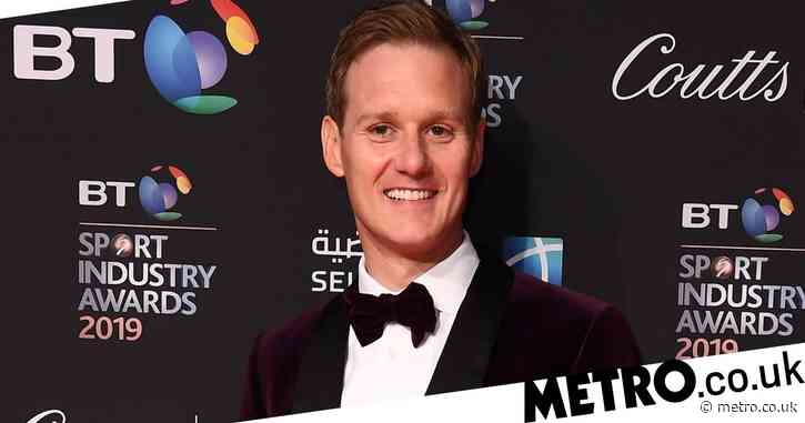 Dan Walker in hospital with head injury ahead of Strictly Come Dancing launch