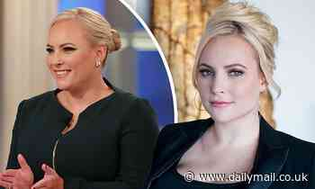 Meghan McCain reveals 'existential crisis' after John McCain died and 'doesn't miss' The View