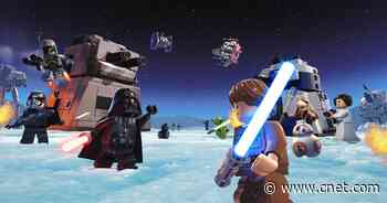 Apple Arcade: Lego Star Wars Battles, Crossy Road, Tiny Wings and more coming soon     - CNET