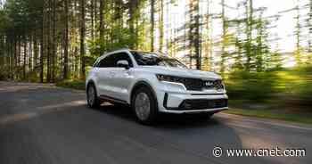 2022 Kia Sorento plug-in hybrid rolls in with $46,165 starting price     - Roadshow